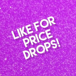Like for price drops!